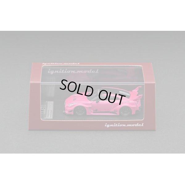 画像3: ignition model 1/64 LB-Silhouette WORKS GT Nissan 35GT-RR Pink