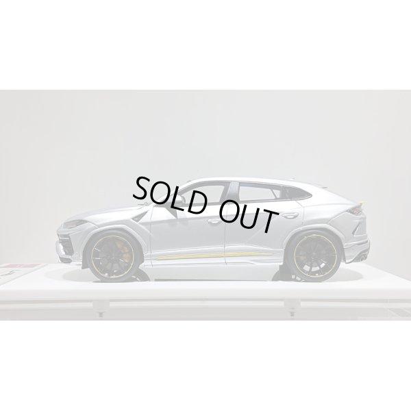 画像2: EIDOLON 1/43 Lamborghini URUS Graphite Capsule 2020 Grigionimbo / Giallo Inti Limited 50 pcs.