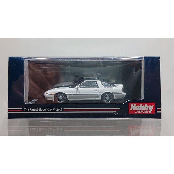 画像1: Hobby JAPAN 1/64 Toyota Supra (A70) 2.5GT TWIN TURBO R Super White IV