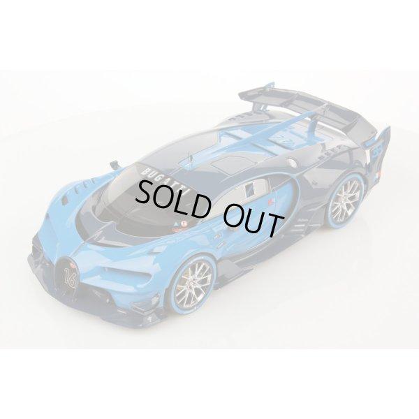 画像1: 1/18 Bugatti Vision GT