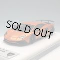 EIDOLON 1/43 Lamborghini Aventador LP750-4 SV 2015 -Exclusive for AXELLWORKS- Limited 22 pcs. Arancio Pearl