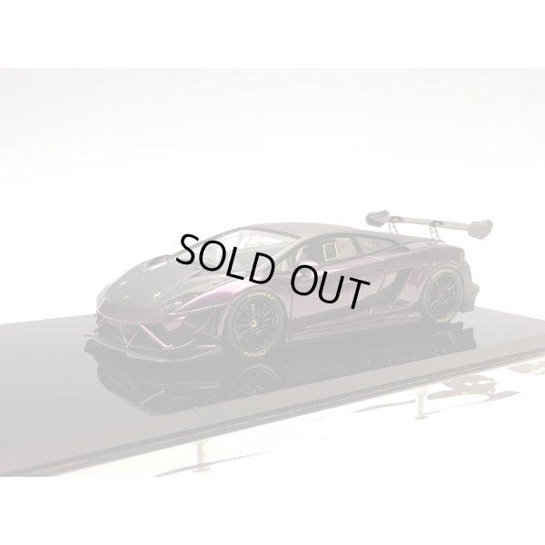 画像1: EIDOLON 1/43 Lamborghini Gallardo LP570-4 Super Trofeo 2013 -Exclusive for AXELLWORKS- Limited 22 pcs. Alba Cielo/Matt Black