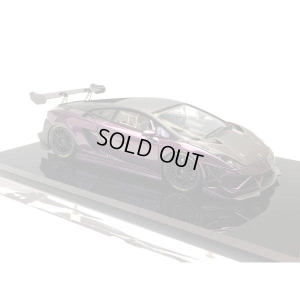 画像5: EIDOLON 1/43 Lamborghini Gallardo LP570-4 Super Trofeo 2013 -Exclusive for AXELLWORKS- Limited 22 pcs. Alba Cielo/Matt Black